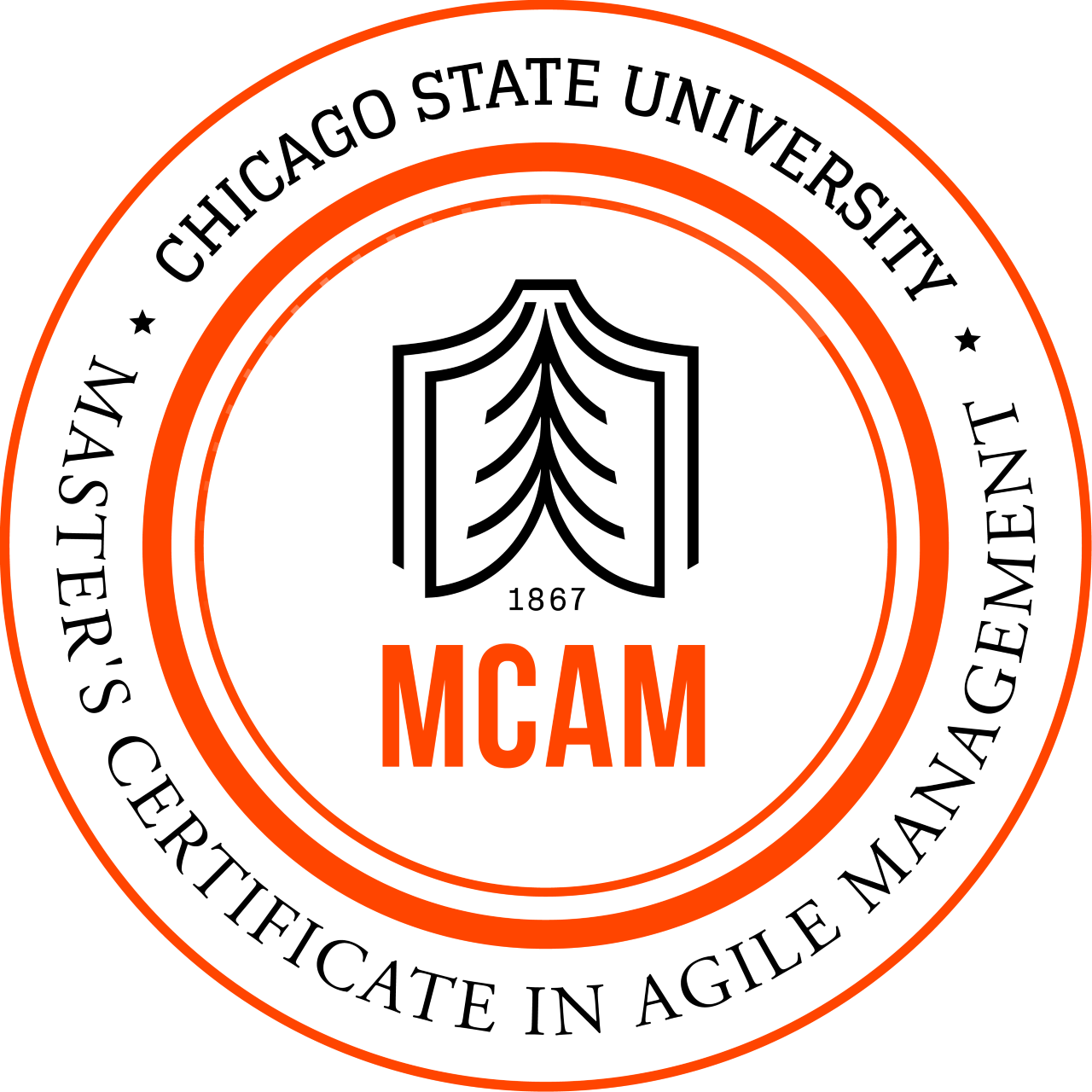 Master's Certificate in Agile Management (MCAM) from Chicago State University