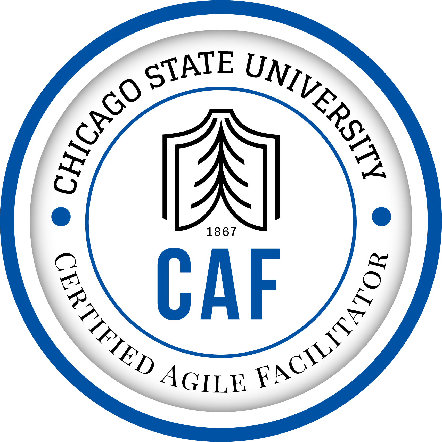Certified Agile Coach (CAC) from Chicago State University